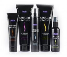 Serum Intensive branding
