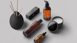 Kris Hair – Packaging and Branding by Ashot Tatyan