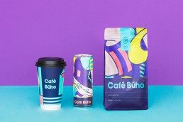 Cafe Buho - Branding by Futura